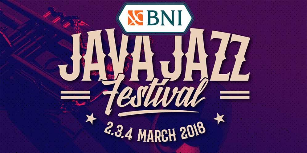 Holiday Inn Express JiExpo Bagi-bagi Tiket Java Jazz Festival 2018