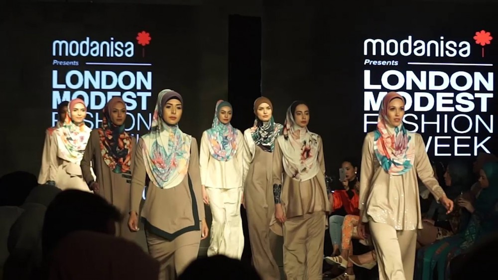 5 Srikandi Indonesia Ukir Prestasi di London Modest Fashion Week