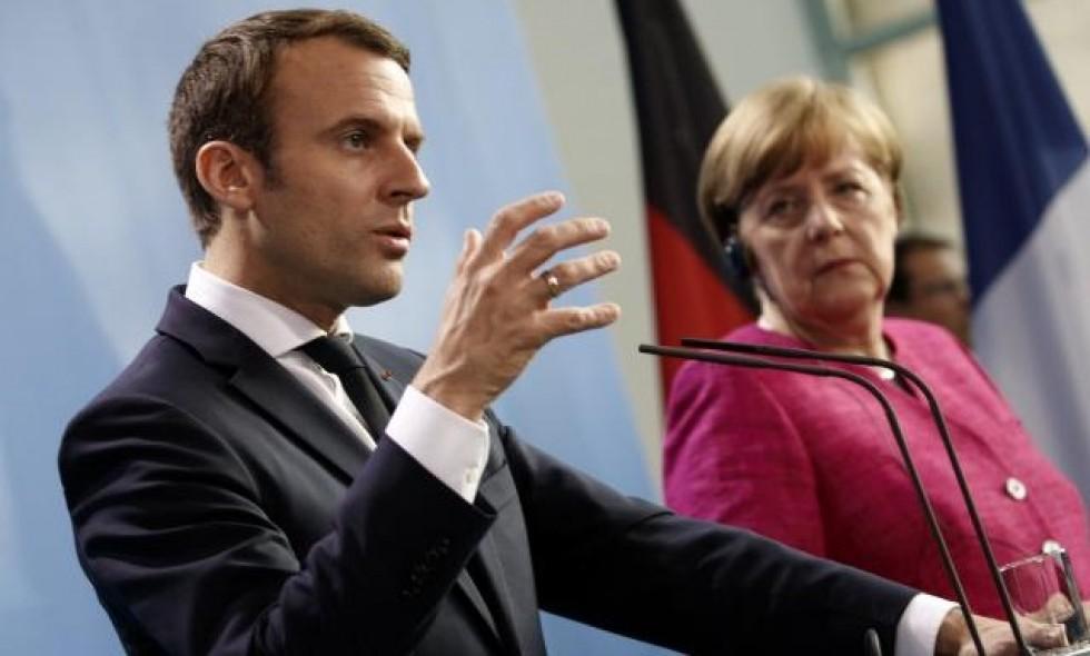 400 Orang Terbunuh di Suriah, Perancis dan Jerman Minta Rusia Dukung Gencatan Senjata
