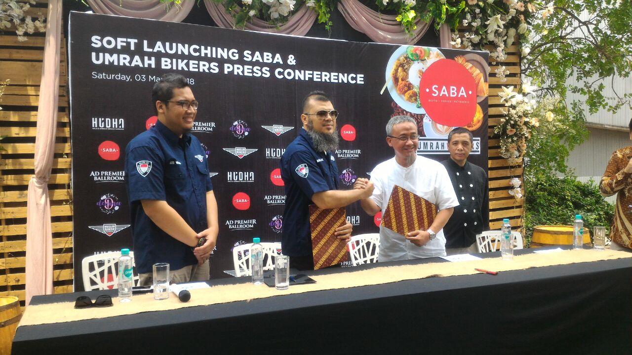 SABA dan Umrah, Sarana Ibadah Anggota MBI Bikers