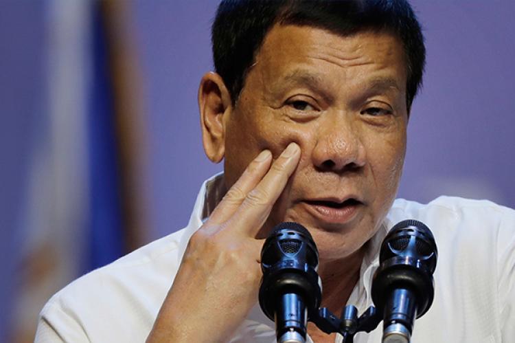 Rodrigo Duterte : Penyelidik PBB Jangan Macam-macam