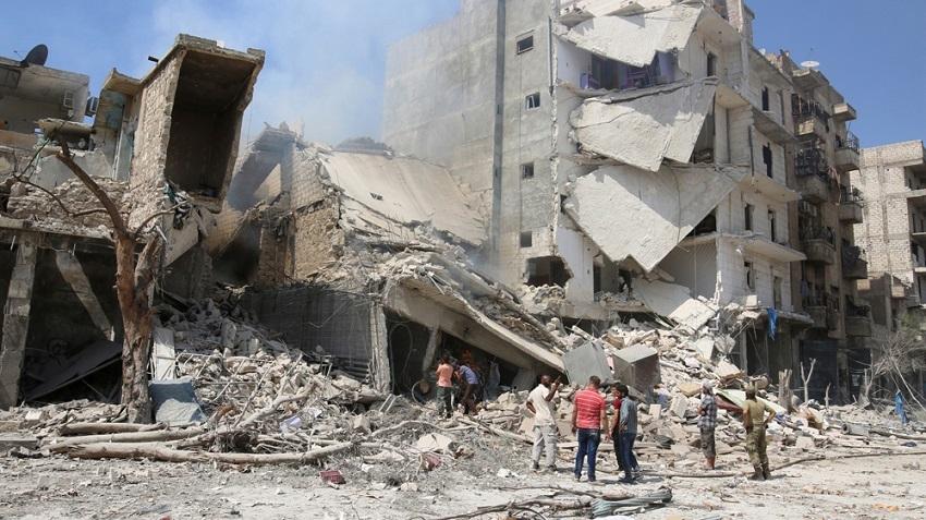 AS Peringatkan Akan bertindak untuk Suriah Jika PBB Tidak Bisa
