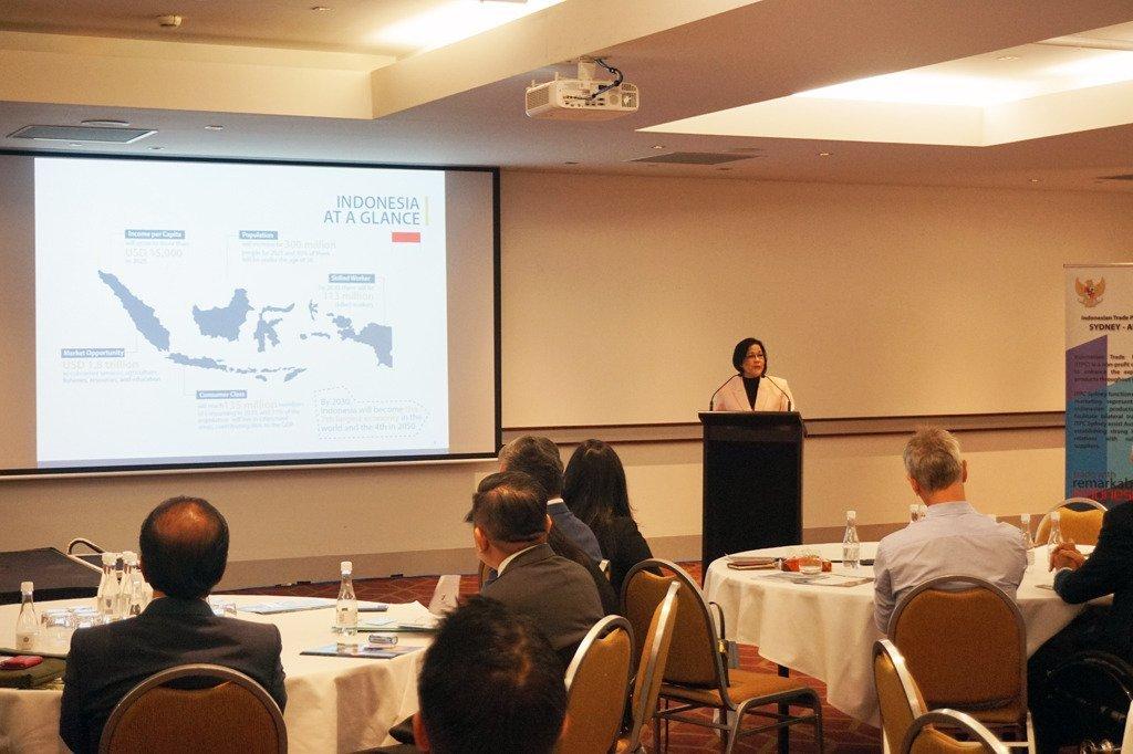 Berbagai Produk Unggulan Indonesia dipromosikan di Selandia Baru
