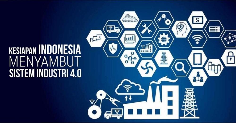 Strategi Indonesia Memasuki Industri 4.0 Melalui 5 Sektor Manufaktur