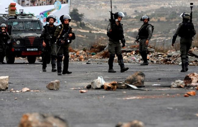Bentrok dengan Tentara Israel di Jalur Gaza, 9 Warga Palestina Meninggal Dunia