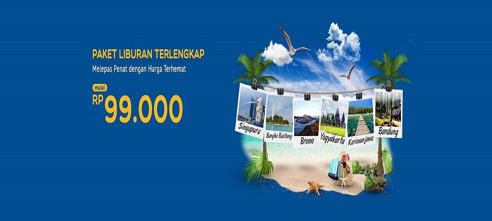 Mister Aladin Travel Fair 2018, Tebar Liburan Gratis Serta Hotel dan Tiket Pesawat mulai Rp10 ribu