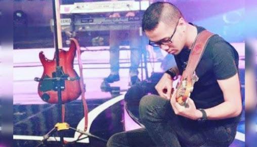 Andika Bassist Kerispatih Meninggal Dunia