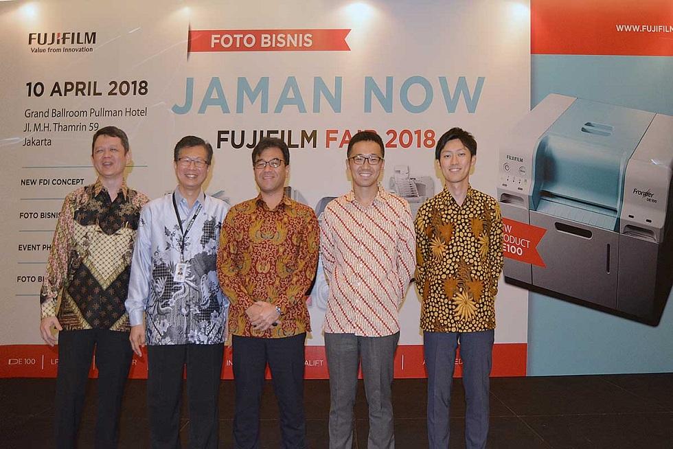 Bocoran Inovasi Fujifilm Indonesia di Fujifilm Fair