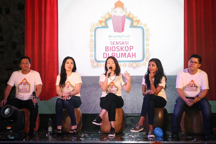 Kerjasama First Media - Cathcplay Jalin Interaksi Sosial dan Keluarga