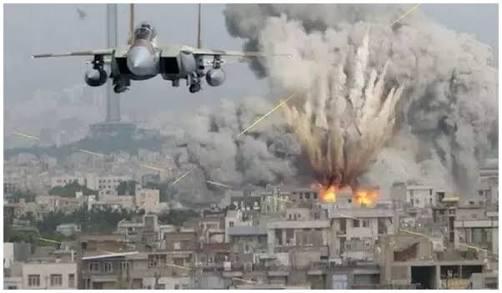 Lagi, AS dan Sekutunya Serang Suriah dengan Dukungan Arab