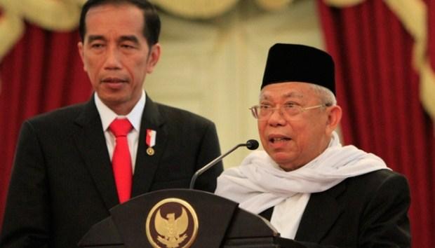 KH Ma'ruf Amin : Indonesia Didirikan Melalui Perjuangan Berdarah-darah, bukan Hadiah