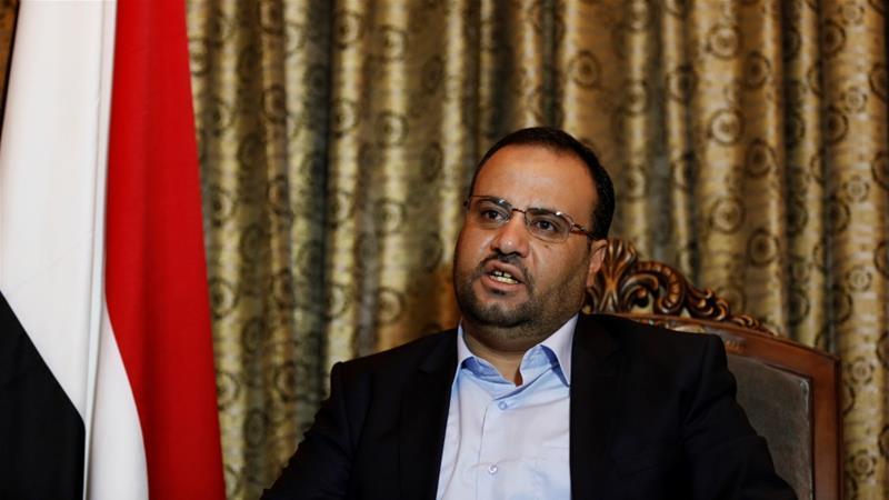 Serangan Udara Saudi Tewaskan Pempimpin Politik Houthi Yaman