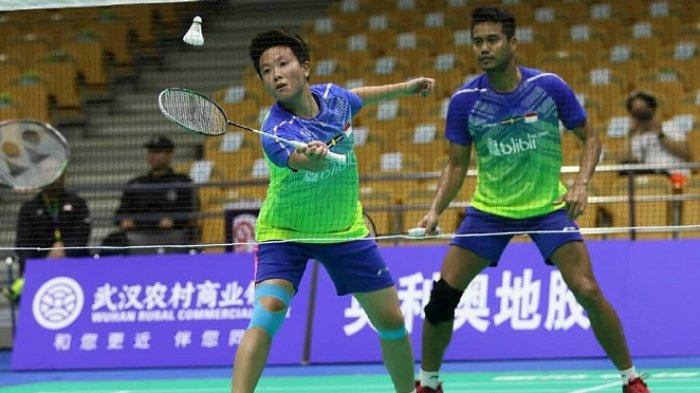 Tontowi/Liliyana melangkah ke final Badminton Asia Championships