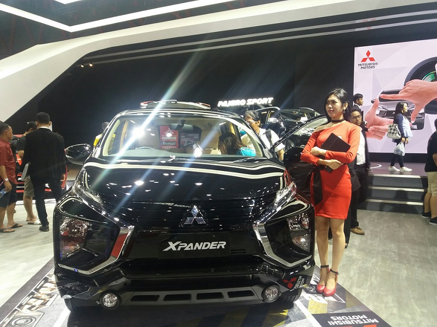 Mitsubishi Motors Indonesia Siap Ekspor XPANDER