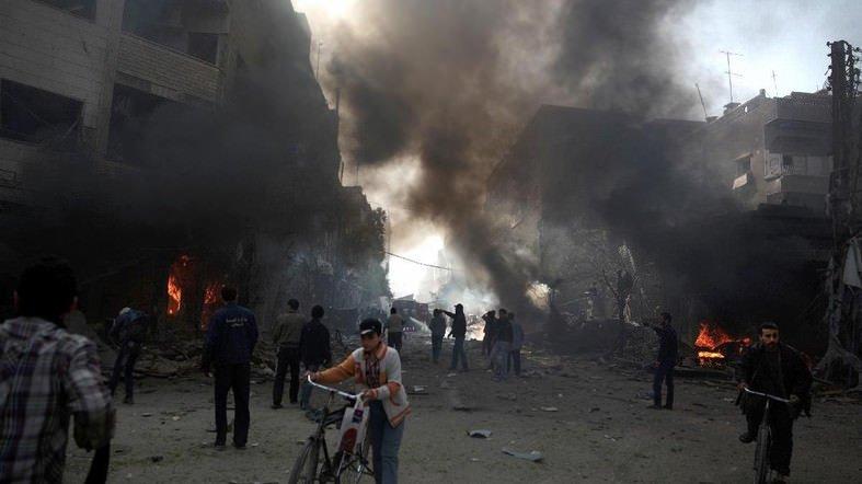 Serangan Misterius ke Wilayah ISIS, 23 Orang Warga Sipil Tewas