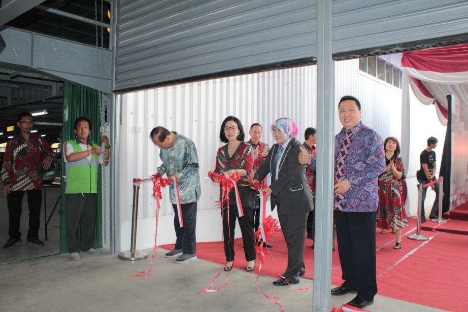 Distribution Center Jatiasih, Gudang Baru Wahana Berkapasitas 7.000 Unit
