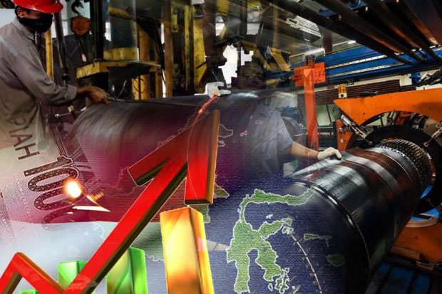 Kontribusi Industri Manufaktur Nasional Sentuh Angka Tertinggi 20,27 Persen