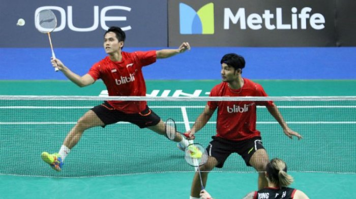 All Indonesian Final di Australia Terbuka