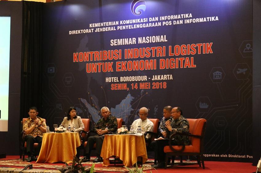 Besarnya Pertumbuhan E-Commerce Jadi Potensi Pos Logistik Nasional