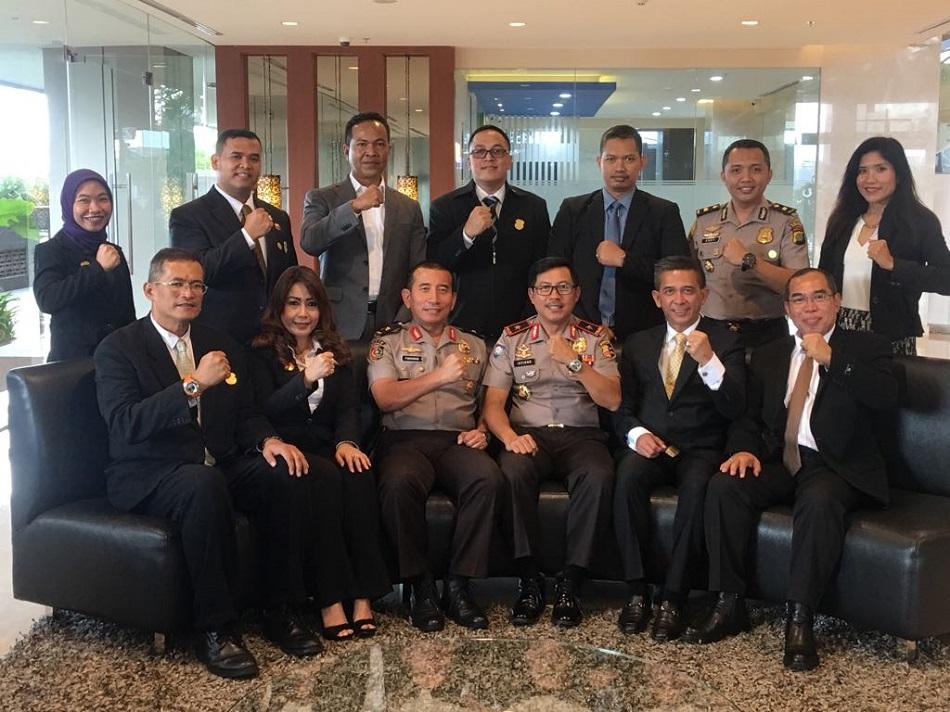 Asosiasi Internasional Praktisi Pencegahan Kejahatan Kutuk Aksi Terorisme Surabaya