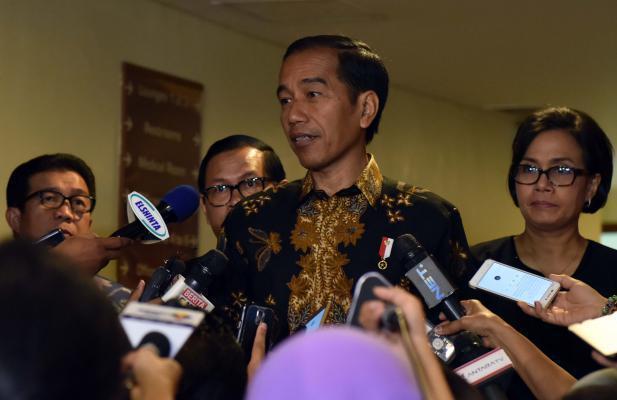 Jokowi Angkat Bicara Terkait Kisruh Perpres TKA