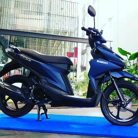Ini Varian dan Harga Suzuki NEX II yang Siap Dipasarkan
