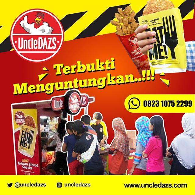 Promo Khusus Kemitraan 'Uncledazs' Sambut Ramadhan 2018