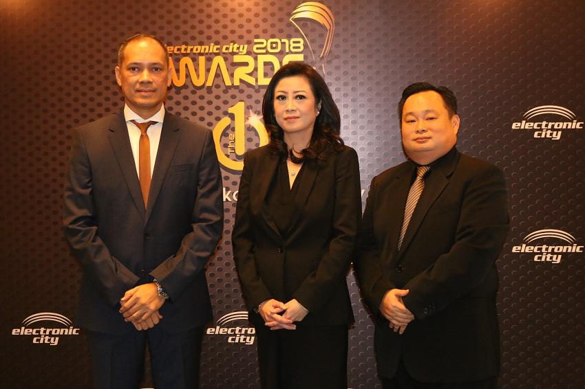 Untuk ke 9 Kalinya, Electronic City Awards Sukses Diselenggarakan
