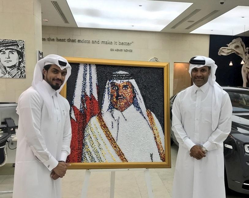 Kreasi Seniman Qatar Ditengah Blokade Arab