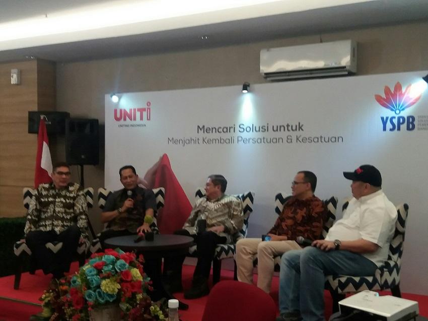"""UNITI, Sebuah Gerakan Jangkau Nusantara Kembalikan """"Semangat dan Ideologi Pancasila"""""""