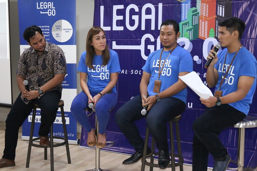 LEGAL GO Berikan Kemudahan Dalam Urusan Legalitas Bisnis