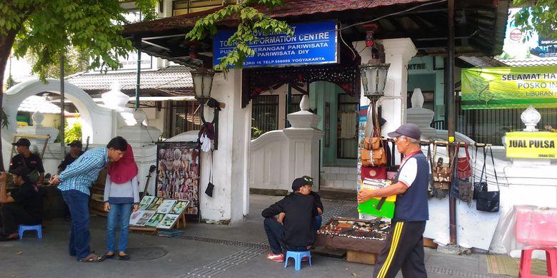 Antisipasi Lonjakan Wisatawan, Yogyakarta Siapkan Posko Informasi Wisata