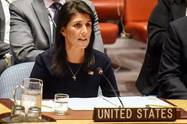 Sebut Dewan HAM PBB 'Kubangan Bias Politik' AS Mundur dari Keanggotaan
