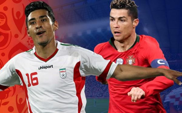 Fakta Jelang Laga Iran vs Portugal
