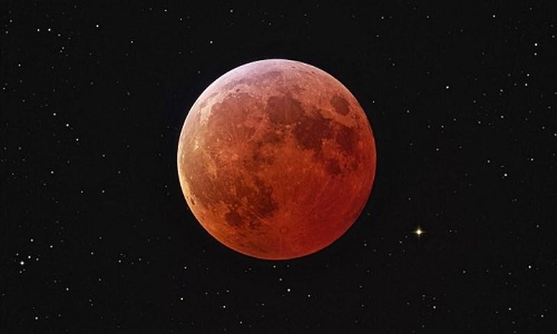 27 Juli 2018 Gerhana Bulan Total Terlama Pada Abad Ini