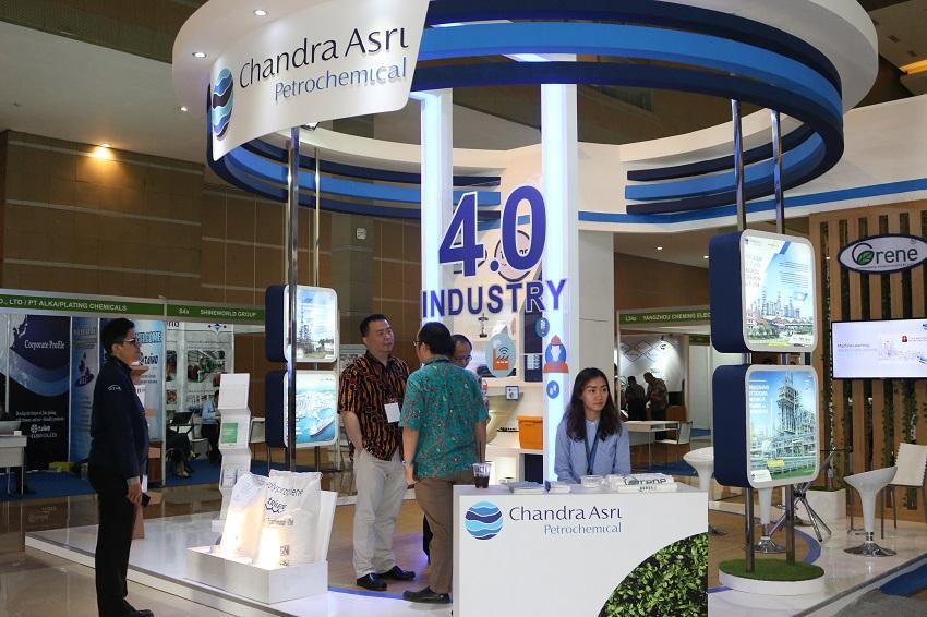Dukung Pemerintah, Chandra Asri Petrochemical Kedepankan Industry 4.0