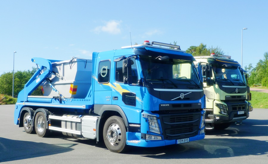 2018 Volvo Truck >> Volvo Truck Driving Experience 2018 Incar Penjualan 700 Unit