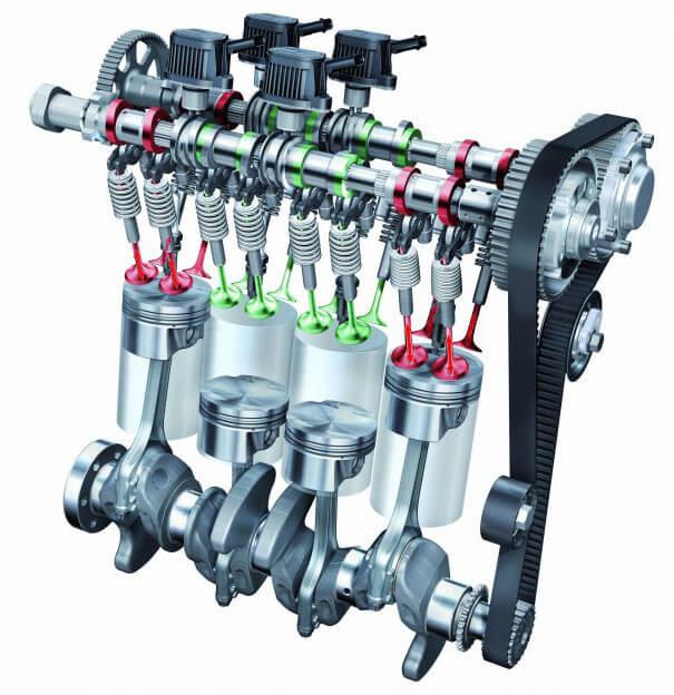 """""""BEYOND MOBILITY AREA"""" Teknologi Cylinder Deactivation"""