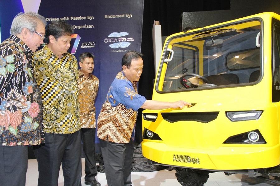 KEMENPERIN : Industri Otomotif Nasional Tumbuh Pesat