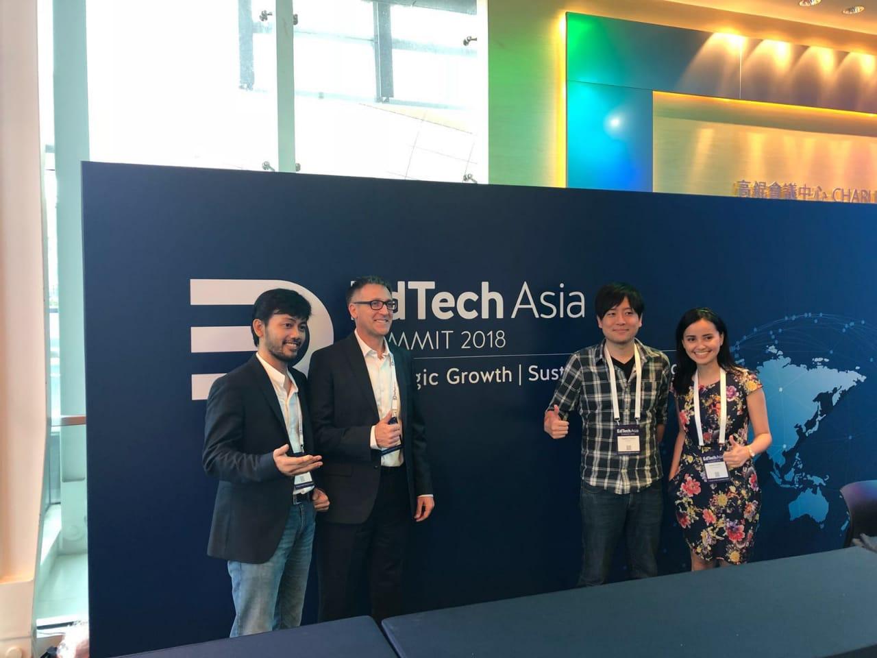 Hadir dalam Edtech Asia Summit, Quipper Bahas Tantangan Dunia Pendidikan