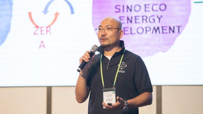 SEED Revolusi Teknologi BLOCKCHAIN di Industri Energi Ramah Lingkungan