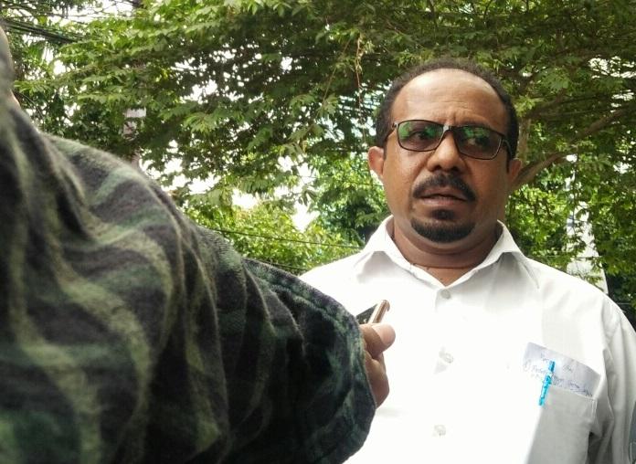 Datangi Pengadilan Tinggi DKI, Korban Ijasah Palsu STT Setia Gelar Aksi Demo