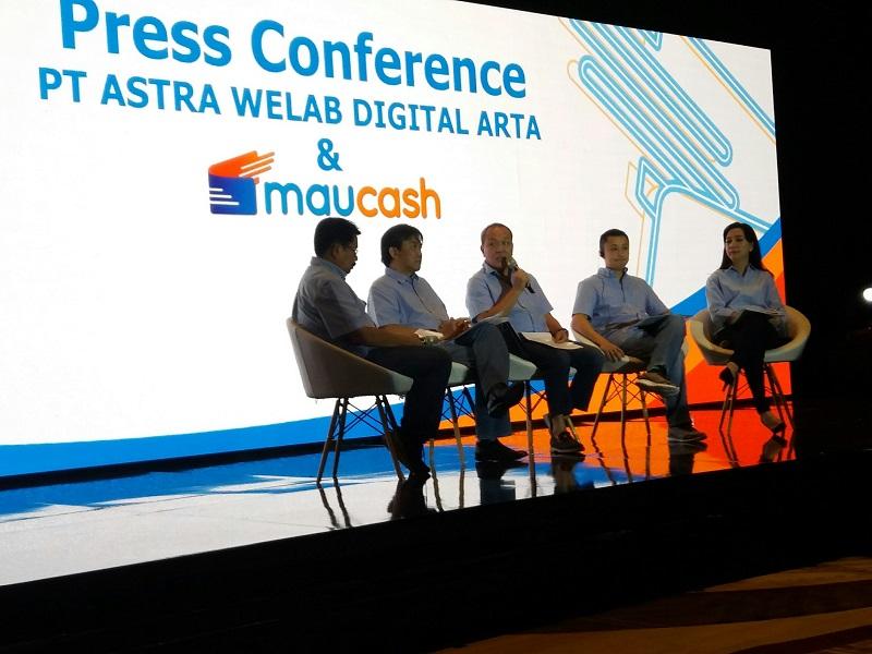 "Gandeng WeLab, Astra Resmikan Perusahaan Berbasis Fintech ""AWDA"""