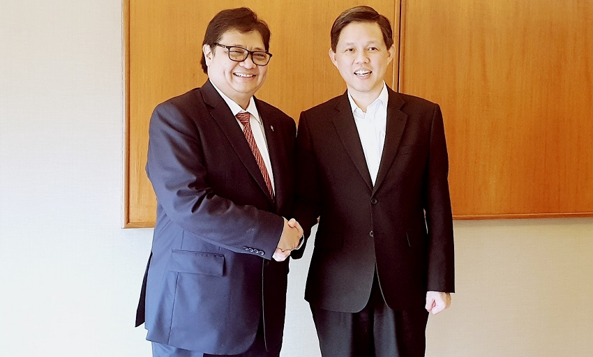 Menperin : Investasi Singapura di Indonesia Tumbuh 38 persen