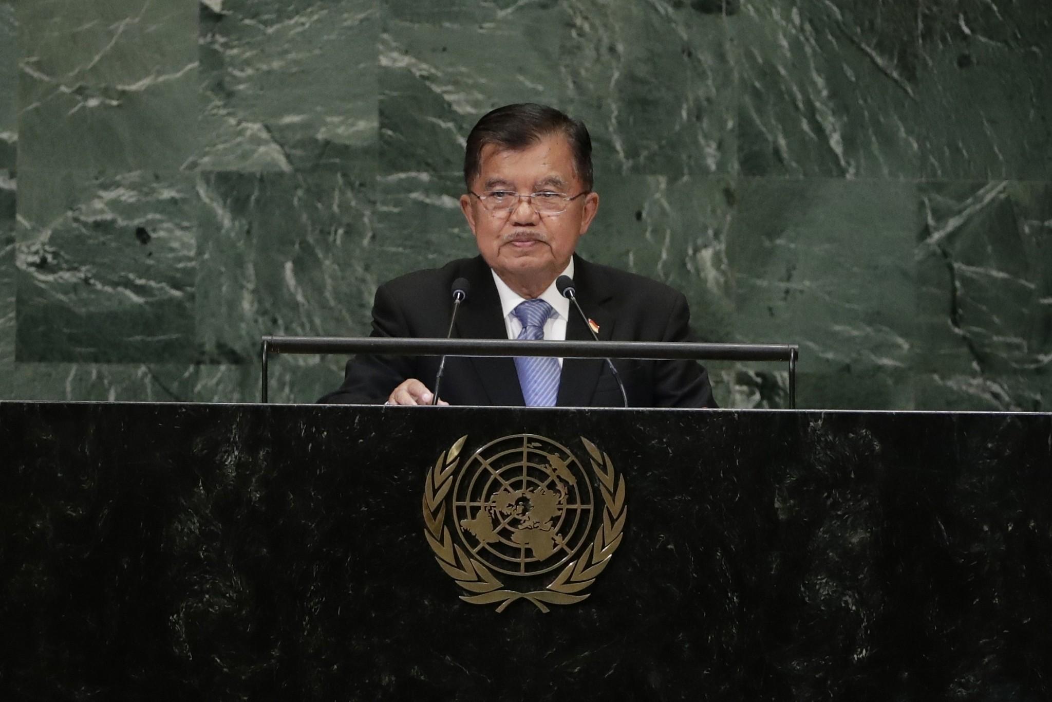 Wapres Jusuf Kalla Sebut Avengers, Berikut Pesan Indonesia di Sidang Umum PBB!