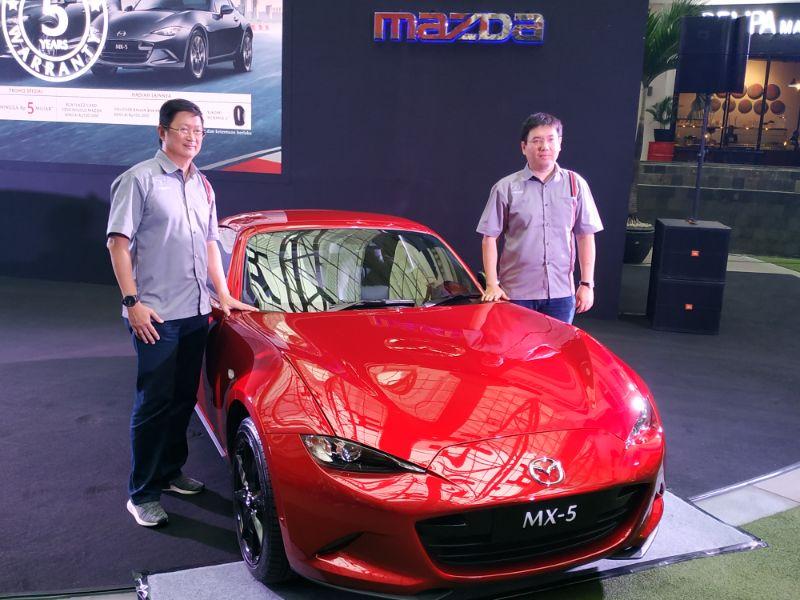 Mazda Power Drive Persembahan PT Eurokars Motor Indonesia Bagi Konsumen