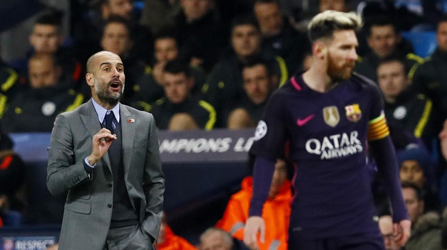 Guardiola Angkat Bicara Terkait Rencana The Citizens Datangkan Messi