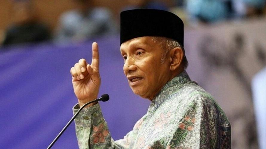 Terkuak ! Sikap Netral Muhammadiyah dalam Politik Ternyata Digagas Amien Rais Sendiri