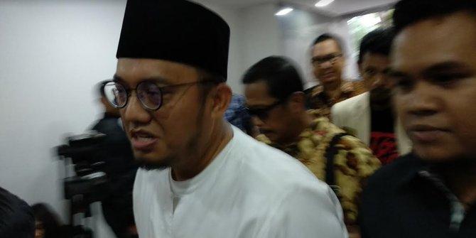 Dipanggil Kepolisian atas Dugaan Korupsi Dana Kemah, Dahnil Anzar Bilang Begini