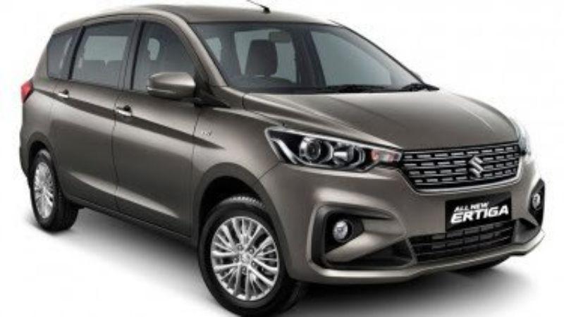 Suzuki Luncurkan All New Ertiga Diesel di India